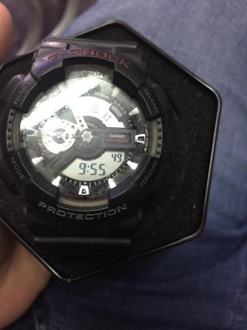 0efe3481098 Relógio G-SHOCK PROTECTION - Bijouterias