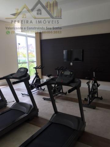 103 - Edifício Mandarim, apartamento 51 m2, locação R$: 3.500,00 com condomínio - Foto 6