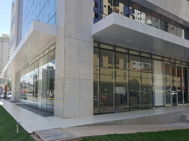 Sala comercial para locação, Norte, Águas Claras - 532,70m²