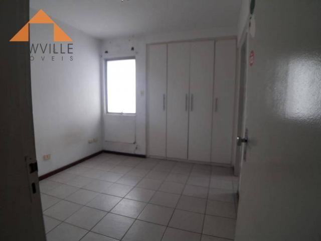Apartamento com 2 quartos para alugar, 97 m² por R$ 2.200/mês - Graças - Recife - Foto 4