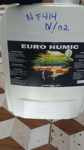 Matéria Orgânica Líquida - Euro Humic