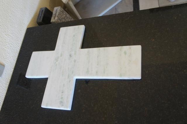 Cruz de mármore