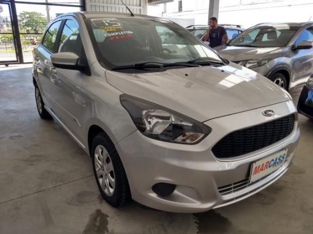 Ford ka 2015 1.5 se plus 16v flex 4p manual - Foto 3
