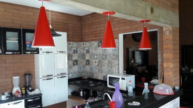 Linda Casa Rústica em Paulínia/SP (São José 2) - Foto 3