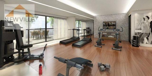 Apartamento com 3 quartos à venda, 84 m² por R$ 610.000,00 -próx.Rio Mar- Pina - Recife - Foto 14