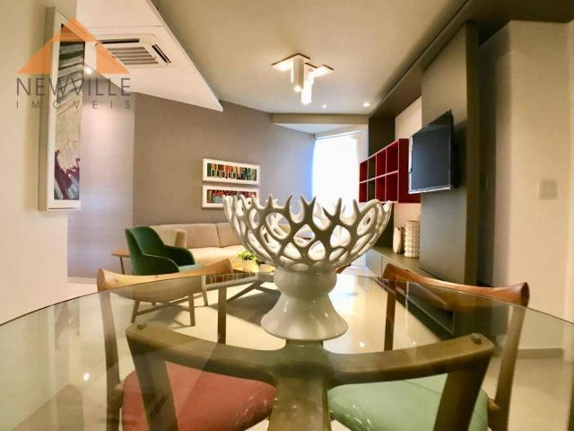 Apartamento com 2 quartos à venda, 58 m² por R$ 992.970 - Avenida Boa Viagem - Recife - Foto 4