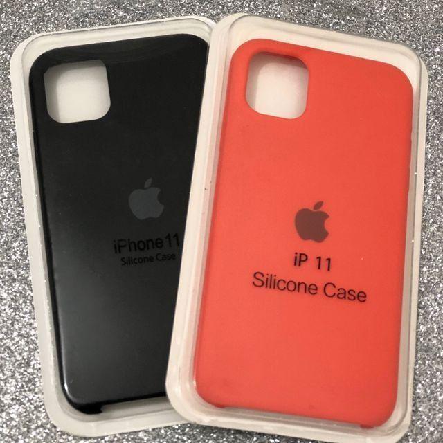 Capa Case IPhone 6 6plus 8 7 Plus Xs Max Xr 11 Pro Max Aveludada Original - Foto 3