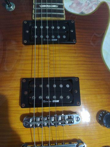 Guitarra washburn less pool windlx - Foto 2