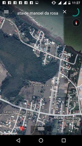 Vendo ou troco terreno Ibiraquera em Imbituba-SC por imóvel na praia do sonho-Palhoça - Foto 4
