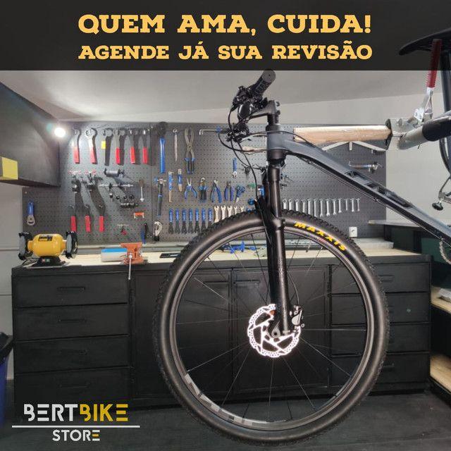 Montagem e revisão de bicicletas Mountain Bike Speed