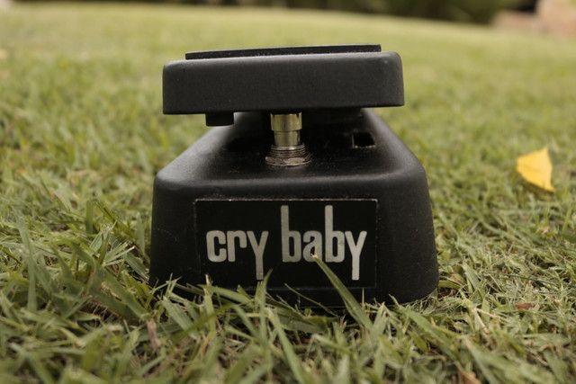 Pedal Dunlop Cry Baby Wah Wah Gcb95 - Foto 2