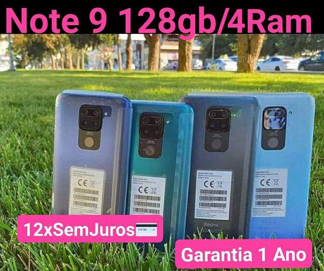 Redmi Note 9 128gb/4Ram com Garantia 1 Ano