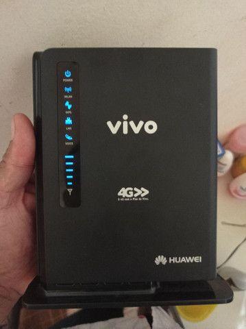 Roteador Vivo box 3g 4g