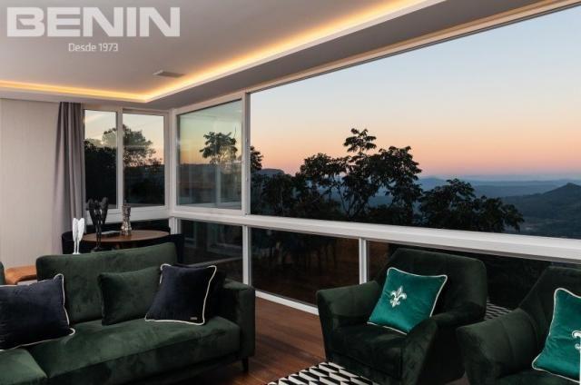 Apartamento à venda com 3 dormitórios em Bela vista, Gramado cod:15588 - Foto 2