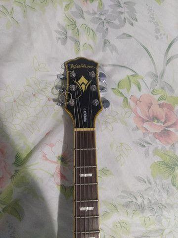 Guitarra washburn less pool windlx - Foto 5