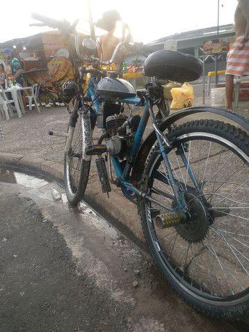 BICICLETA MOTORIZADA 80cc - Foto 5