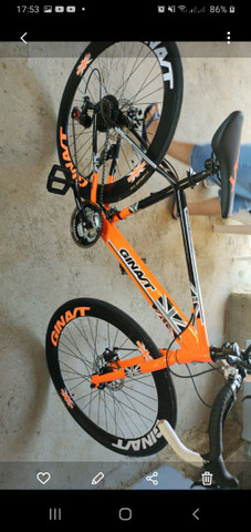 Bike speed 54 1600reais  - Foto 3
