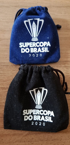 Moeda medalha Flamengo super copa - Foto 3