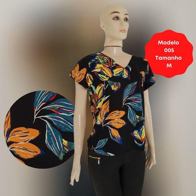 Blusas perfeitas para o verão - Foto 3