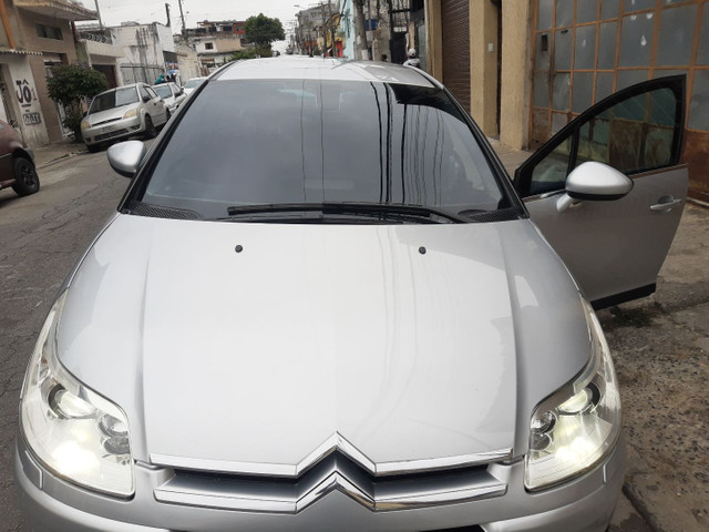 Citroen C4 pallas exclusive completo - Foto 2
