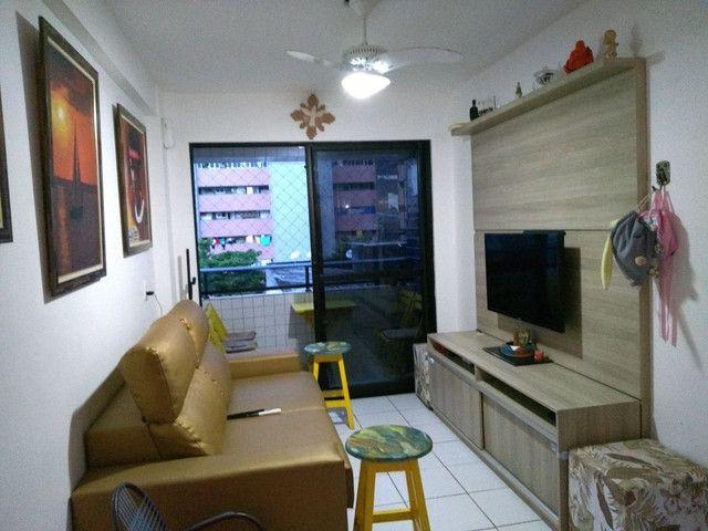 Apartamento 02 quartos mobiliado