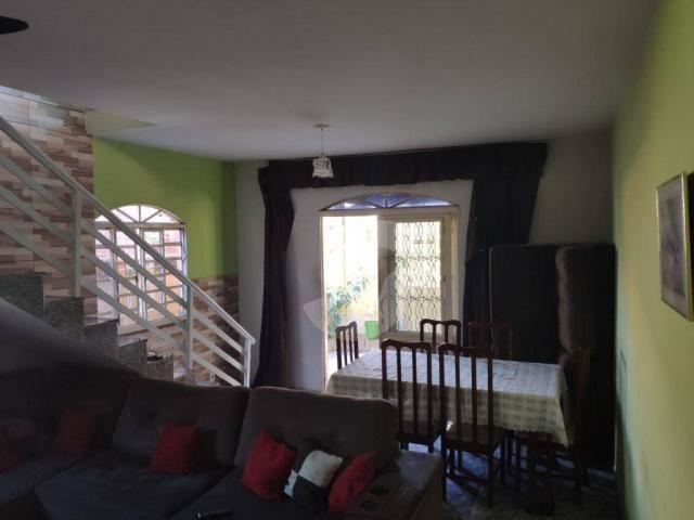 Casa com 3 dormitórios à venda, 170 m² por R$ 400.000 - Centro (Manilha) - Itaboraí/RJ - Foto 9