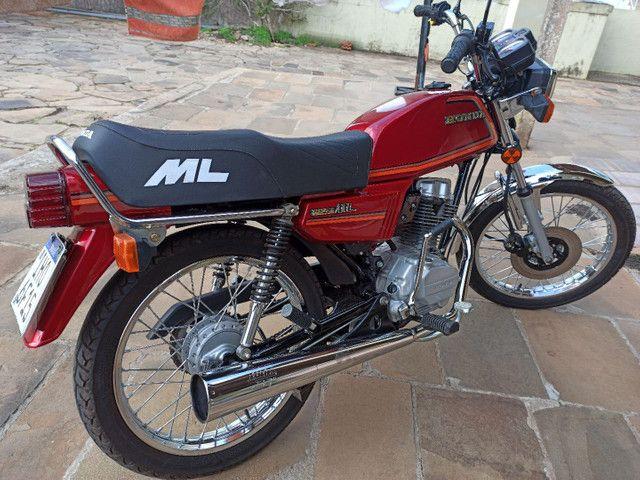 Honda ML 125 83 - Foto 3