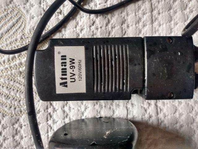 Filtro uv 9w com reator  - Foto 2
