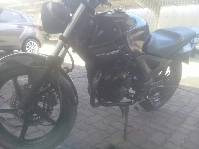 Cbx twister 250cc 2006/2007