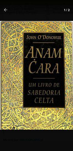 Livro ANAM CARA Sabedoria Celta