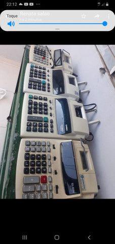 Calculadora Com Cartucho - Foto 2
