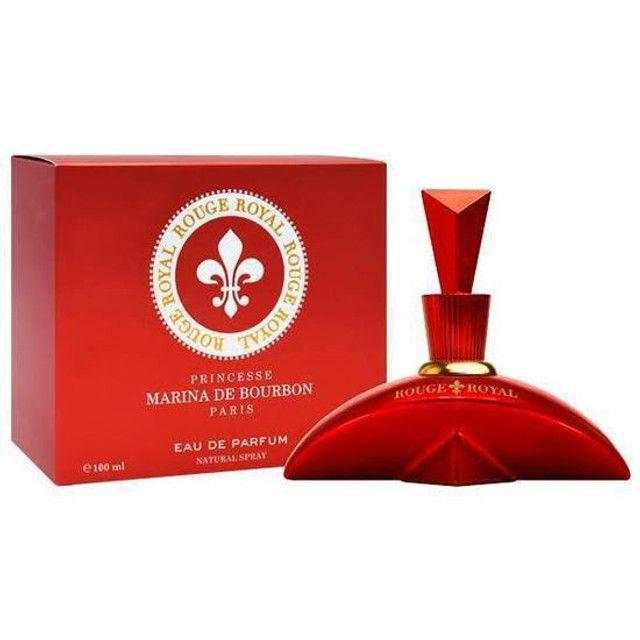 Perfume Marina de Bourbon Rouge Royal Eau de Parfum Feminino 100ML