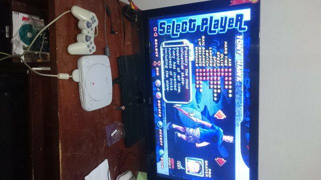 Play 1 com caixa desbloqueado