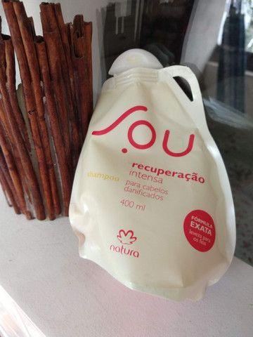 Kit Natura SOU: Shampoo 400ml + Máscara + Sabonete Líquido - Foto 2