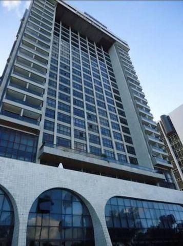 Apartamento - Apart'Hotel -quitinete - Flat a beira mar de Piedade - Foto 17