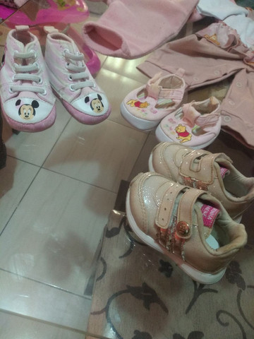 Lote bebê menina - Foto 3