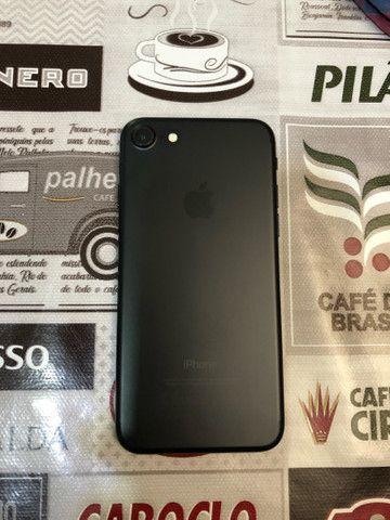 iPhone 7 32Gb Preto Fosco - Foto 2