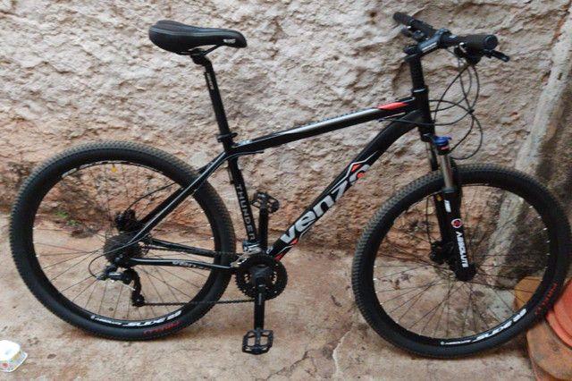 Bike a venda, menos de um mês de uso. - Foto 3