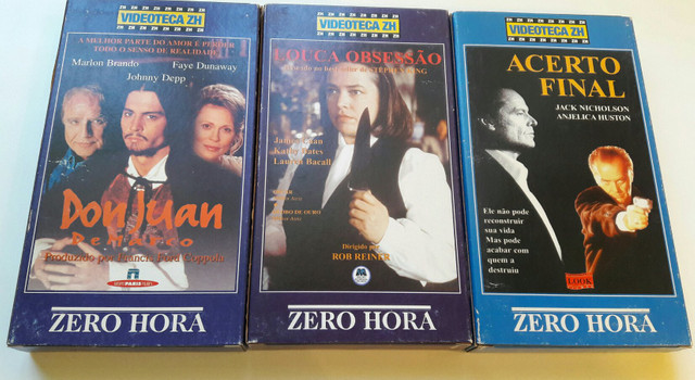 Fitas VHS - Foto 5