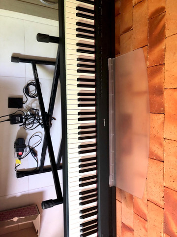 Piano Yamaha P85 - Foto 2