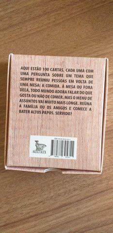Jogo Puxa conversa comida - Foto 3