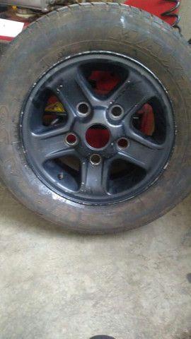 Vendo Roda de Ford Ranger aro 16