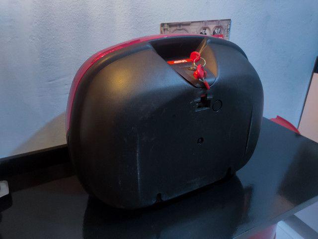 Baú Bauleto Givi MonoKey E460 46 Litros (Seminovo) - Foto 8
