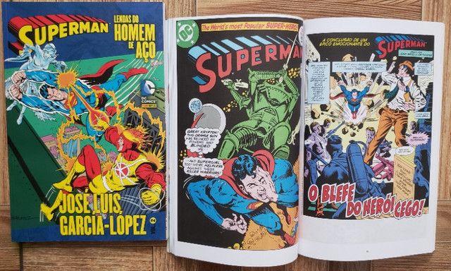 Superman Lendas Do Homem De Aço. História completa (Volumes 1 e 2) - Foto 5
