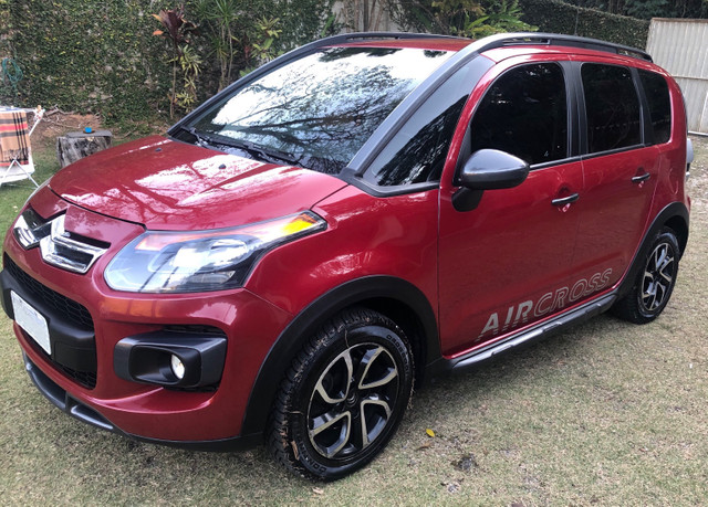 Citroen Aircross 2015 *Completo* 1.6 Exclusive Manual