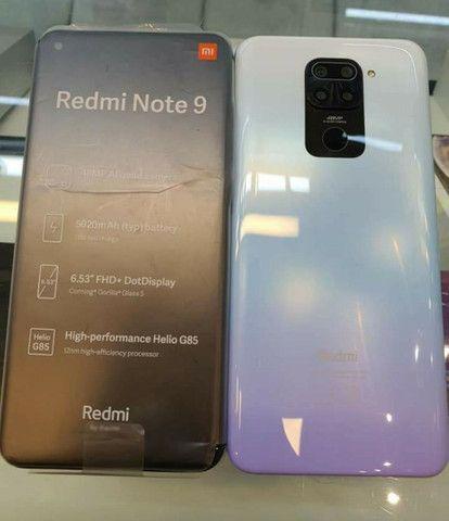 Redmi Note 9 128gb/4Ram com Garantia 1 Ano - Foto 4
