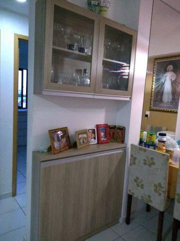 Apartamento 02 quartos mobiliado - Foto 7