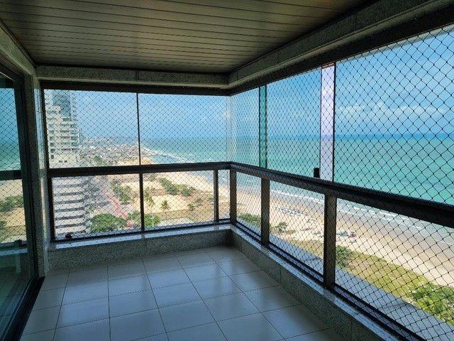 Apartamento com 4 quartos para alugar, 300 m² por R$ 13.500/ano - Pina - Recife/PE - Foto 3