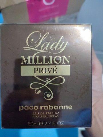 Perfume feminino lady million privê 80ml