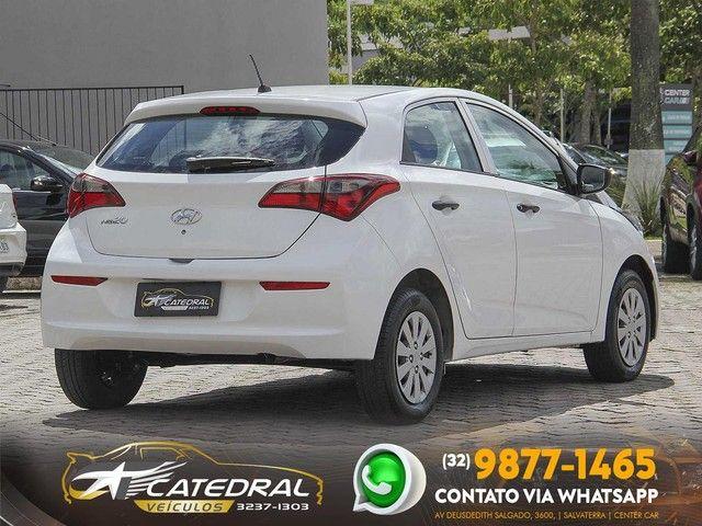 Hyundai HB20 Unique 1.0 Flex 12V Mec. 2019 *Novíssimo* Carro Impecável* Aceito Troca - Foto 6